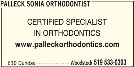 how to become an orthodontist in ontario