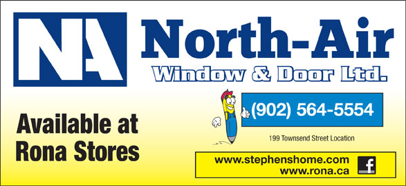 Rona Opening Hours 199 Townsend St Sydney Ns