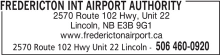 Fredericton Airport Car Rental Companies