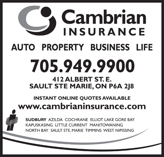 Instant Life Insurance Quote: Cambrian Insurance Brokers Ltd