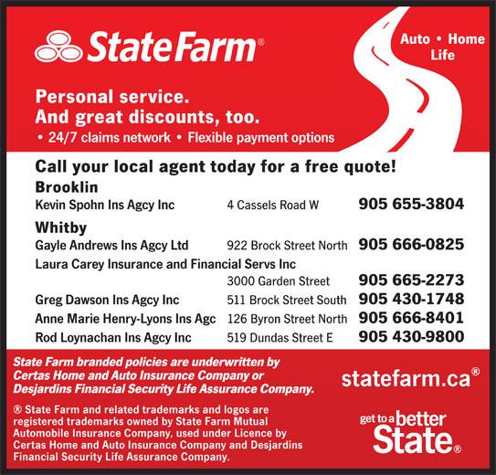 Life Insurance Quotes California: State Farm
