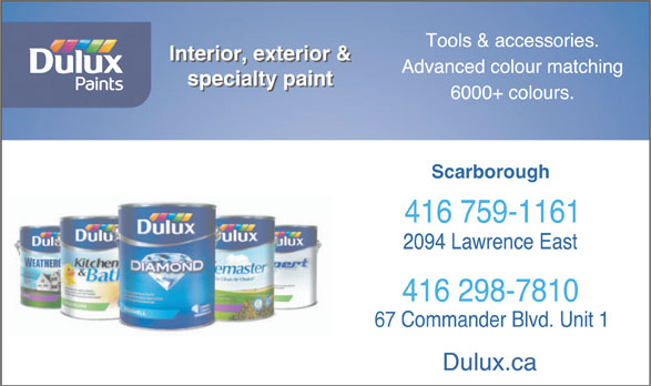 Ici Paints Glidden Color Your World Scarborough On
