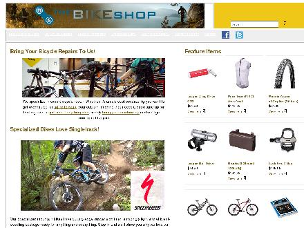 Bike Shop The (403-264-0735) - Onglet de site Web - http://www.thebikeshop.com