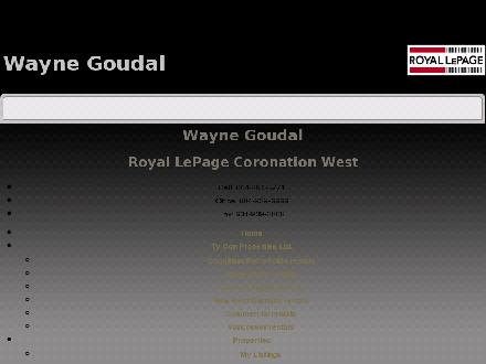 Ty-Con Properties Ltd (604-945-2414) - Website thumbnail - http://www.waynegoudal.com