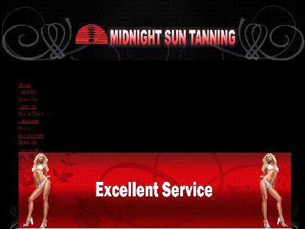 Midnight Sun Burlington (905-333-0990) - Website thumbnail - http://www.midnightsuntanningburlington.com
