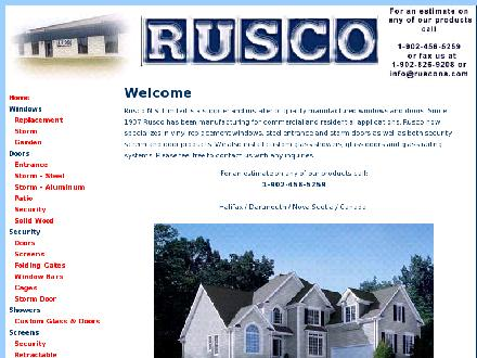 Rusco NS Limited (902-456-5259) - Website thumbnail - http://www.ruscons.com