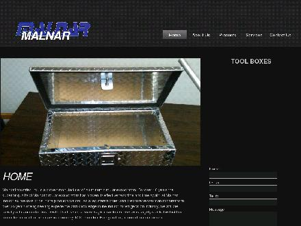 Malnar Industries Ltd (204-237-4881) - Website thumbnail - http://www.malnar.com
