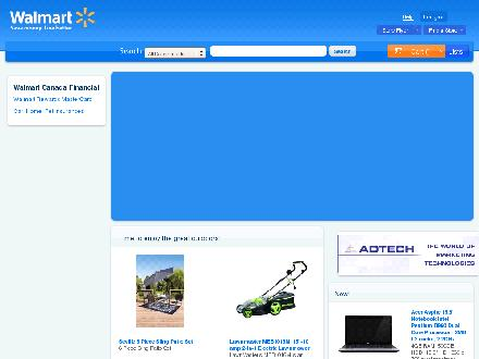 Walmart Waterloo (519-746-6700) - Website thumbnail - http://www.walmart.ca