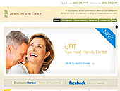 Dental Health Group (289-348-0982) - Website thumbnail - http://www.dentalhealthgroup.ca