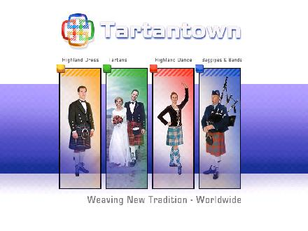 Tartantown (604-936-8548) - Website thumbnail - http://www.tartantown.com