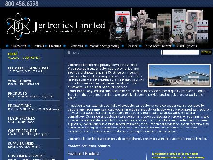 Jentronics Limited (902-468-7987) - Website thumbnail - http://www.jentronics.ns.ca