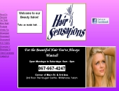 Hair Sensations (867-667-4247) - Onglet de site Web - http://www.hairsensationsyukon.com