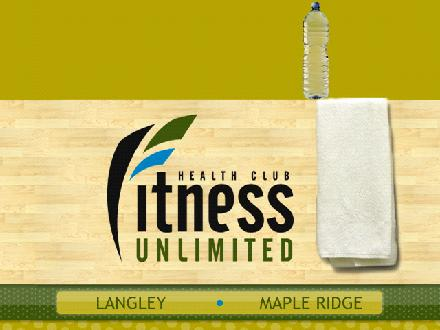 Fitness Unlimited (604-539-4861) - Onglet de site Web - http://www.fitnessunlimited.ca
