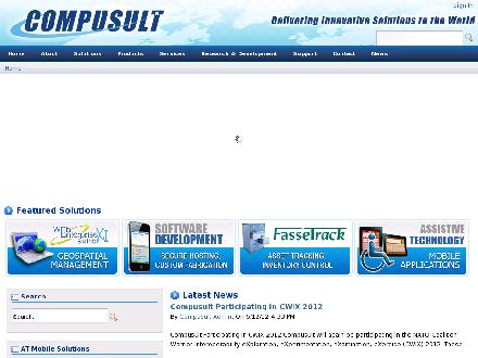 Compusult (709-745-7914) - Website thumbnail - http://www.compusult.net