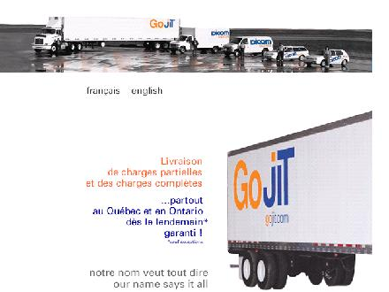 Gojit (1-888-884-6548) - Onglet de site Web - http://www.gojit.com