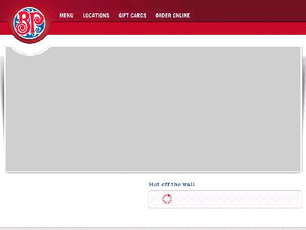 Boston Pizza (403-223-1244) - Website thumbnail - http://bostonpizza.com/en