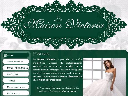 Maison Victoria (La) (418-877-1418) - Onglet de site Web - http://www.lamaisonvictoria.com