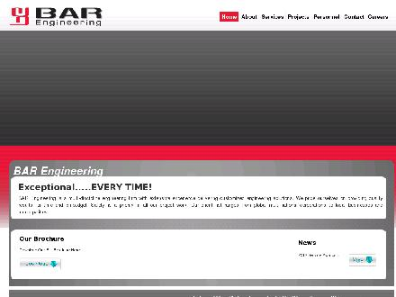 BAR Engineering Co Ltd (780-875-1683) - Onglet de site Web - http://www.bareng.ca