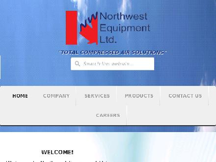 Northwest Equipment Ltd (780-484-5311) - Onglet de site Web - http://www.nwequipltd.com