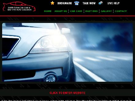 Super Clean Car Care (905-573-1644) - Website thumbnail - http://www.supercleancarcare.com