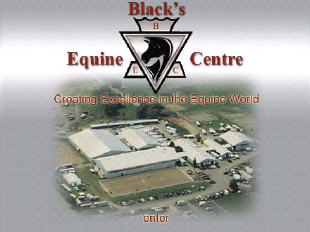 Blacks Equine Centre (905-679-1224) - Onglet de site Web - http://www.blacksequinecentre.com