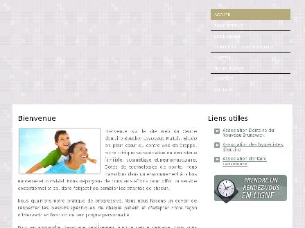 Boucher Levesque Maltais Dental Centre (506-387-2000) - Website thumbnail - http://www.blmdentalcentre.ca