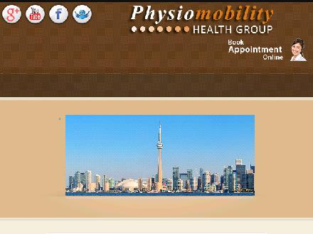 Physiomobility Don Mills (647-693-9906) - Website thumbnail - http://www.physiomobility.com