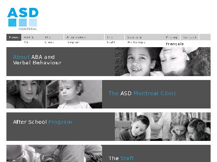 ASD Montreal (514-484-9996) - Website thumbnail - http://www.asdmontreal.com