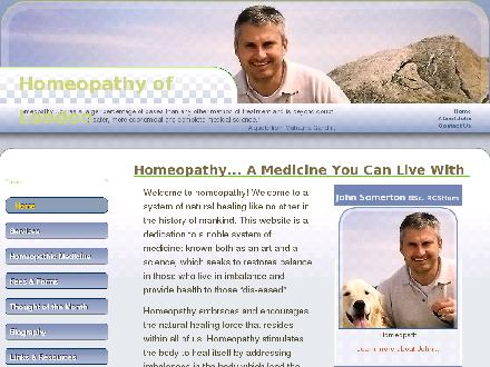 Homeopathy Of London (519-472-8541) - Onglet de site Web - http://www.homeopathyoflondon.com