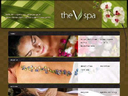 Body Elements Spa & Wellness Centre (250-964-7337) - Onglet de site Web - http://www.thevspa.ca