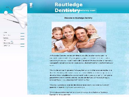 Charlottetown Dental Clinic (902-894-9988) - Website thumbnail - http://routledgedentistry.com