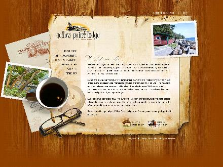 Yellow Point Lodge Ltd (250-245-7422) - Website thumbnail - http://www.yellowpointlodge.com