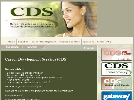 CDS Career Decision (902-626-2014) - Website thumbnail - http://www.cdspei.ca