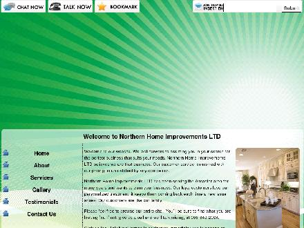 Northern Home Improvements Ltd (905-648-2904) - Website thumbnail - http://www.northernhomeimprovements.ca
