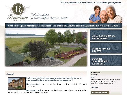 Maison Vilar (418-529-3038) - Website thumbnail - http://www.residencedeschutes.com