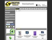 Creative Technology (905-681-6353) - Onglet de site Web - http://www.cttechnology.ca