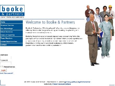Booke & Partners (204-284-7060) - Onglet de site Web - http://www.bookeandpartners.ca