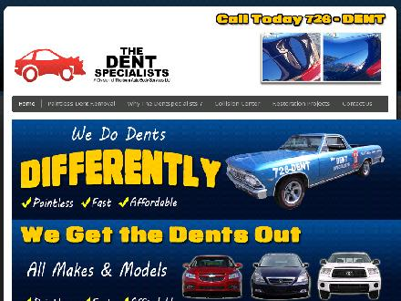 Dent Specialists The (709-726-3368) - Onglet de site Web - http://www.dentspecialists.com