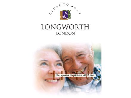 Longworth Retirement Residence (519-472-1115) - Website thumbnail - http://www.longworthcare.com