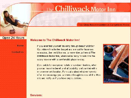 Chilliwack Motor Inn The (604-792-8501) - Website thumbnail - http://chilliwackmotorinn.com/