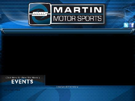 Martin Motor Sports (780-481-4000) - Onglet de site Web - http://www.martinmotorsports.ca