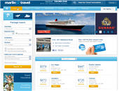 Marlin Travel Kelowna (250-868-2540) - Onglet de site Web - http://www.marlintravel.ca/1551