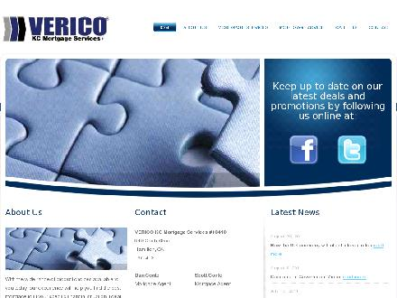Verico KC Mortgage Services (905-667-8088) - Website thumbnail - http://www.bestmortgageloans.ca