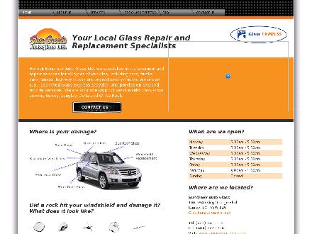 SunCreek Auto Glass Ltd (604-590-1314) - Website thumbnail - http://www.suncreekautoglass.ca