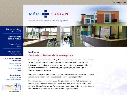 Centre Dentaire Isabelle Veilleux (819-801-1175) - Website thumbnail - http://www.medifusion.ca