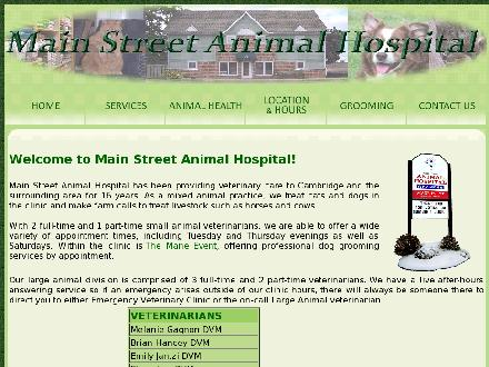 The Mane Event (226-887-0451) - Onglet de site Web - http://www.msah.ca
