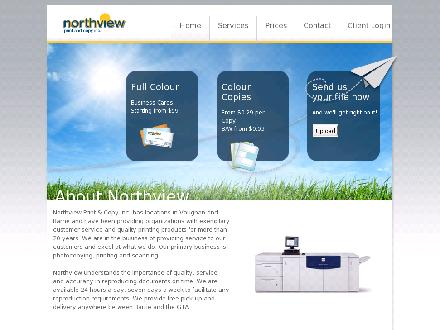 Northview Print And Copy Inc (905-738-5353) - Website thumbnail - http://www.northviewprint.com