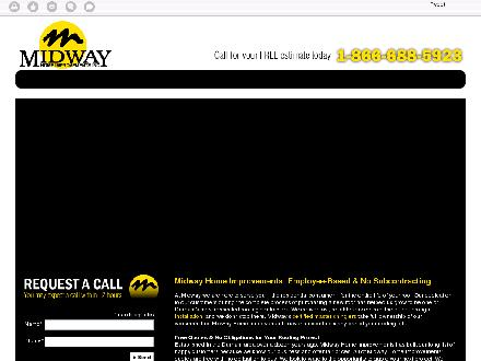 Midway Home Improvements (289-275-2042) - Onglet de site Web - http://midwayroofing.ca/