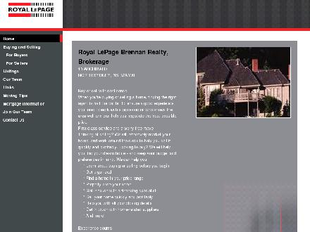 ROYAL LEPAGE BRENNAN REALTY (902-794-8566) - Onglet de site Web - http://www.royallepage.ca/capebreton
