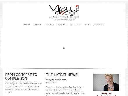 View Design (604-866-9743) - Website thumbnail - http://www.viewdesign.ca